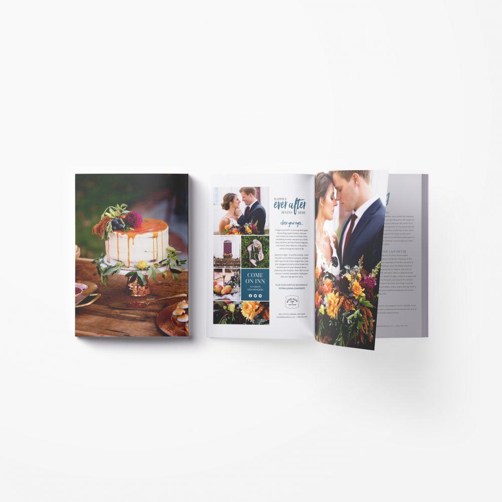 bridal brochure PAI