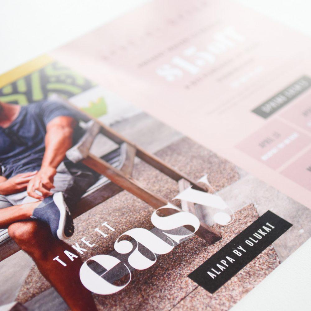 ELM print ad