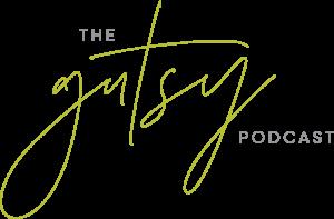 The Gutsy Podcast logo