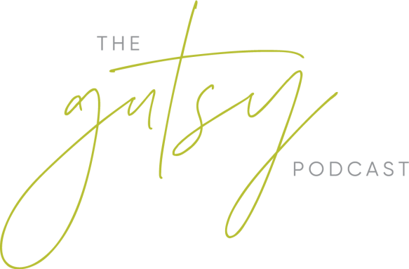 The Gutsy Podcast logo