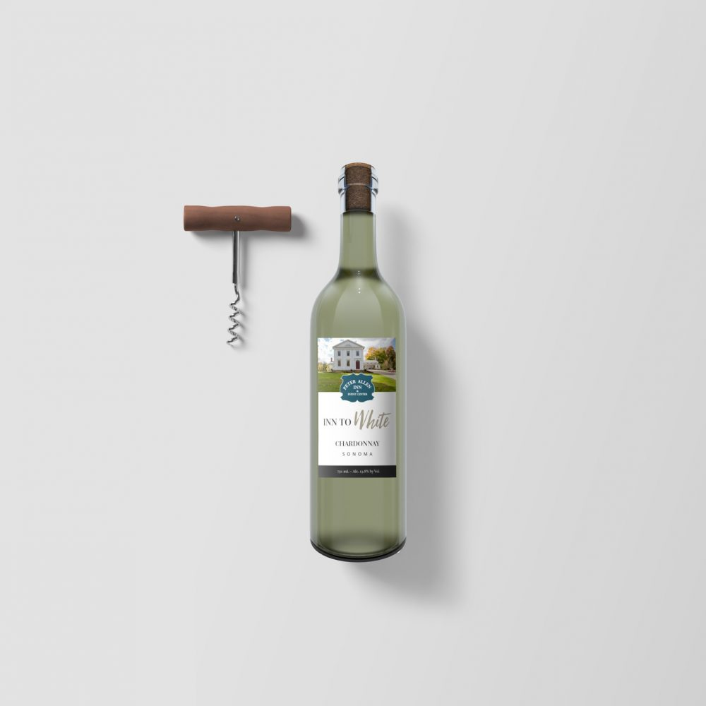 Wine Bottle Mockup White Background Worx & Co Global Branding Company