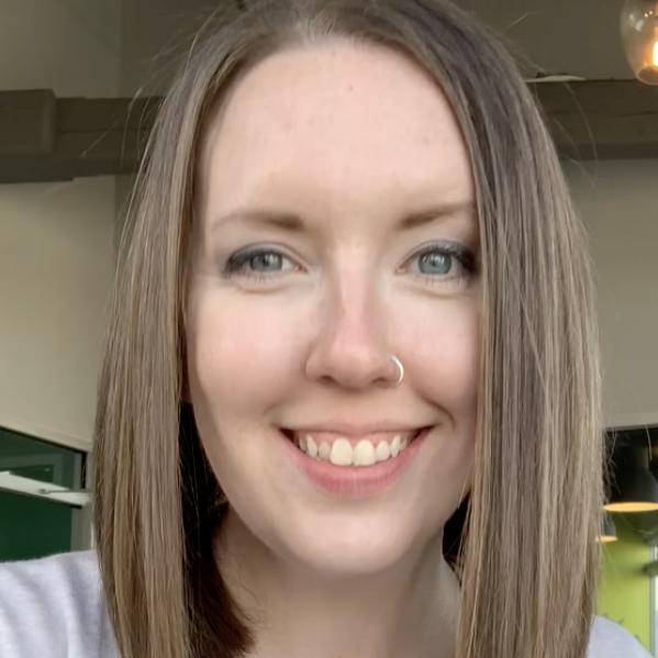 Laura Smiling